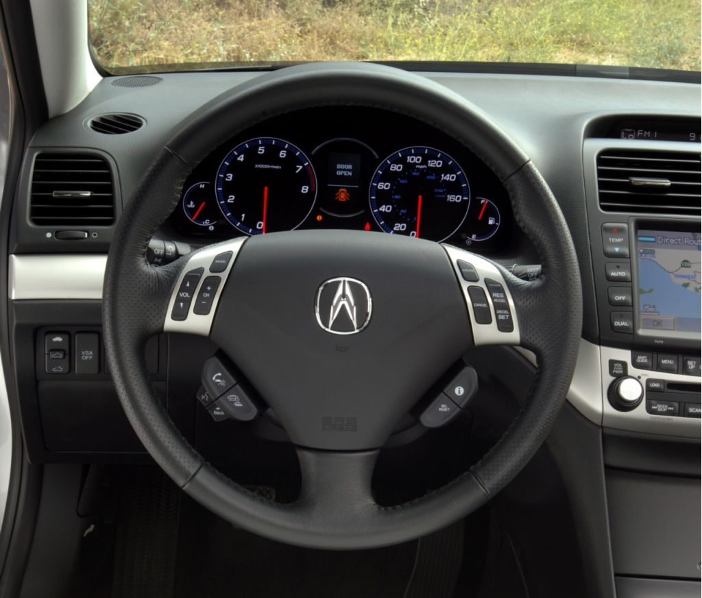 2005 Acura Tsx For Sale: Image: Acura TSX Interior, Size: 1024 X 872, Type: Gif