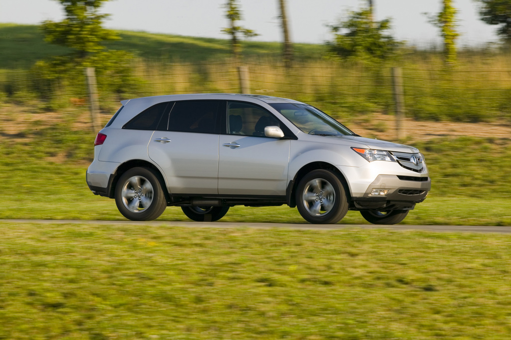 2009 Acura Mdx Review Ratings Specs Prices And Photos The Car Connection