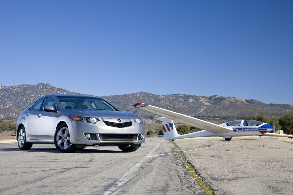 Driven 2010 Acura Tsx V6