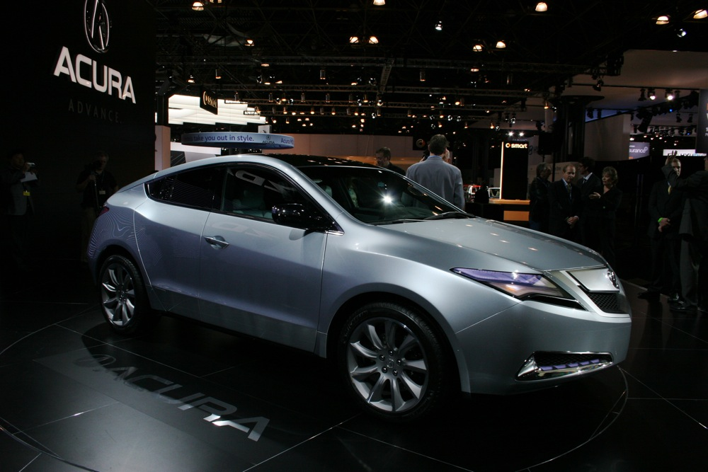 Image: 2010 Acura ZDX, size: 1000 x 667, type: gif, posted ...
