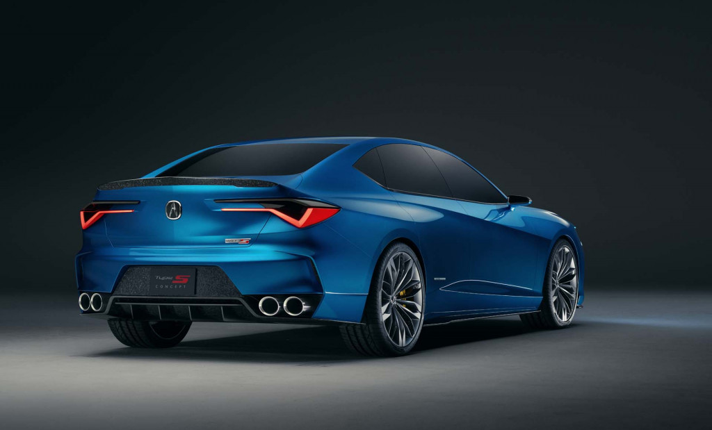 Acura Type S concept, Gulf Heritage Mustang, Valkyrie and Valhalla: This Week's Top Photos