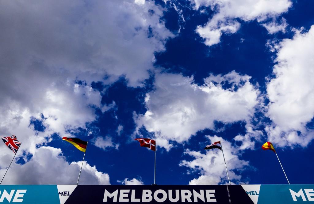 Albert Park, home of the Formula One Australian Grand Prix