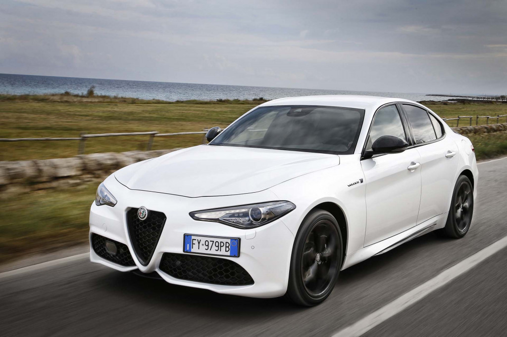 2020 Alfa Romeo Giulia review, Drako GTE supercar glimpse, Uber pushed to go electric: What's New @ The Car Connection