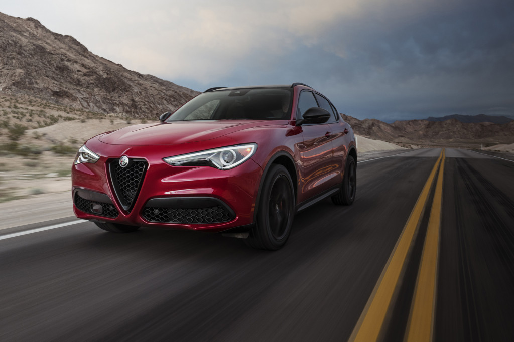 Alfa Romeo Stelvio Giulia Recalled Over Fire Risk