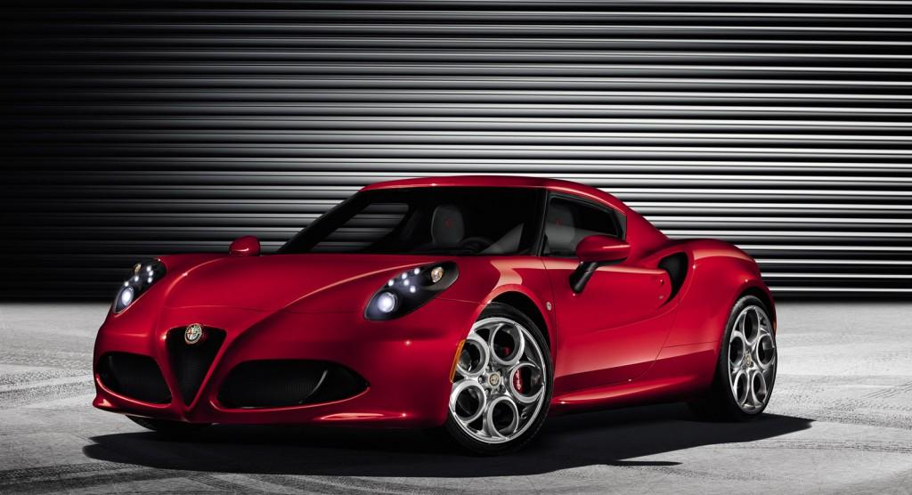 2014 Alfa Romeo 4C Audi Quattro 5 Million Porsche 911 RSR
