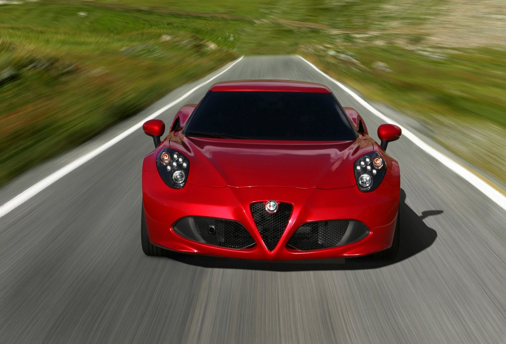 2015 Alfa Romeo 4C: How Much It Costs & Where To Buy It