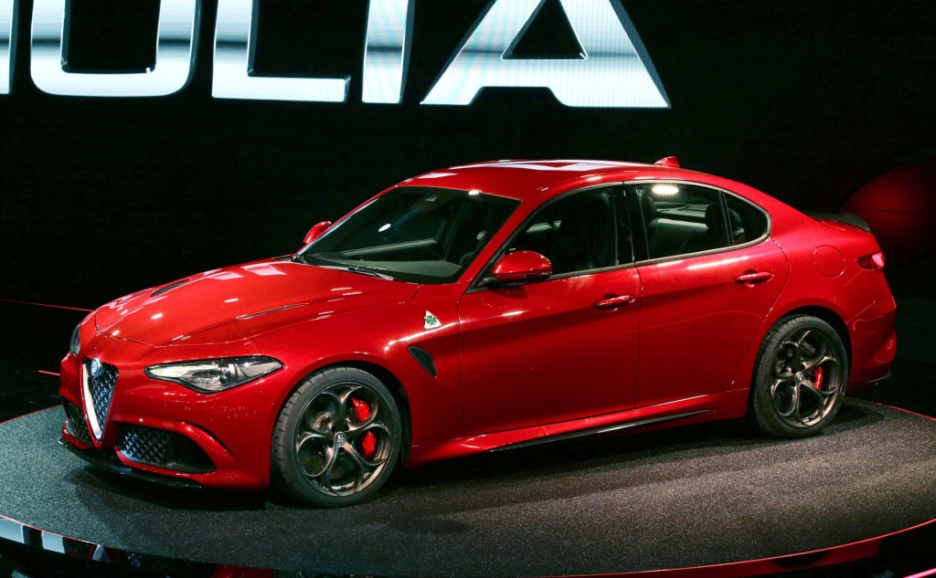 New Alfa Romeo >> With Reveal Of New Giulia Sedan Alfa Romeo Gets Serious About Brand