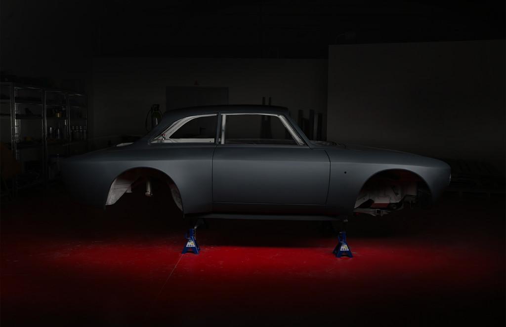 Totem Alfa Romeo GT Electric