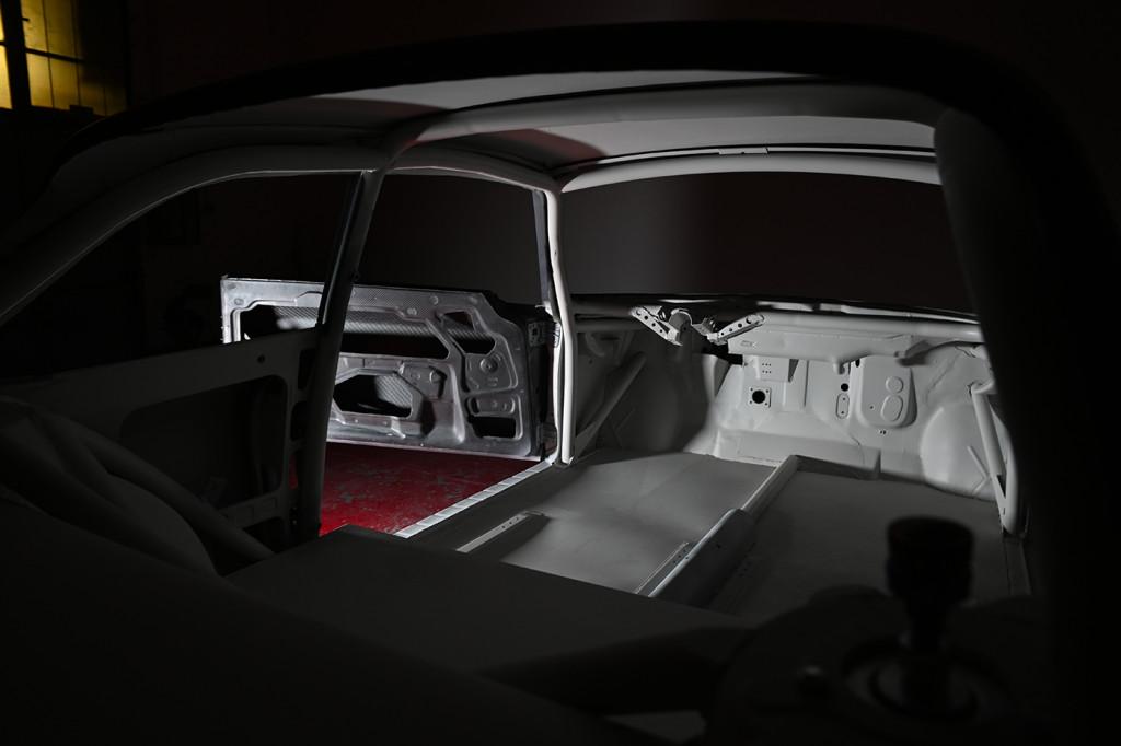 Totem's electric Alfa Romeo GTA is a carbon-fiber-bodied ...