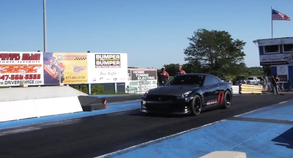 The Story Behind The World's Fastest Nissan GT-R: Video