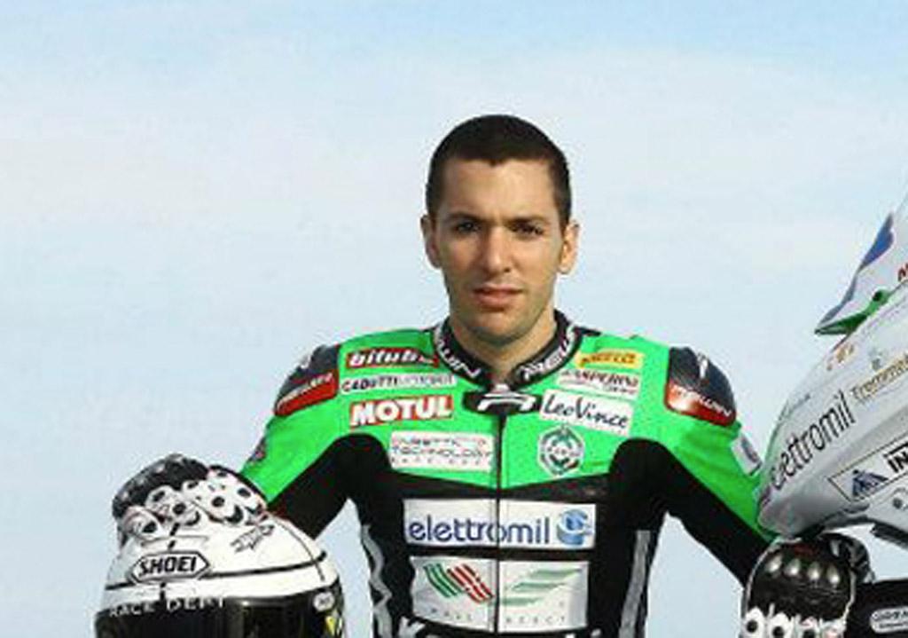 Andrea Antonelli - Image: Team Go Eleven