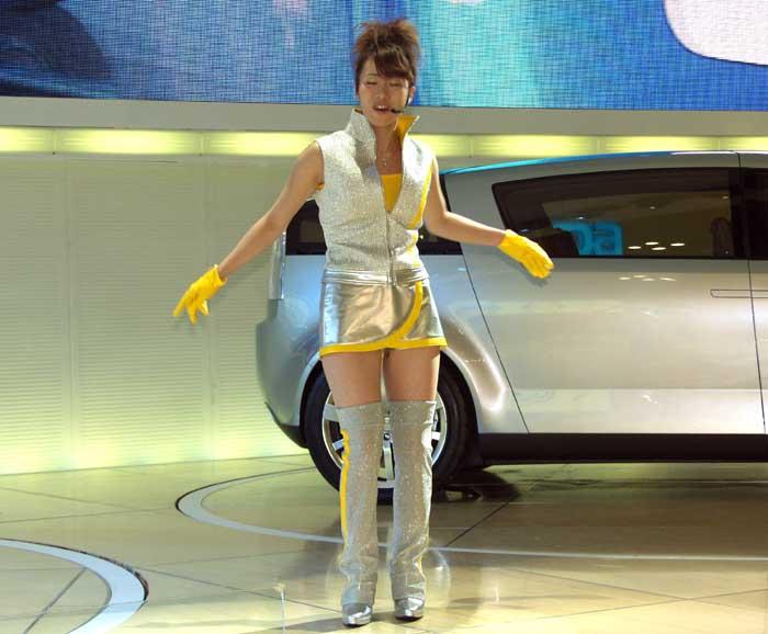Anima Girl, 2003 Tokyo Motor Show