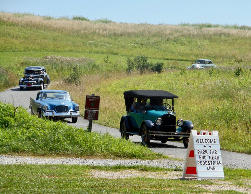 Think you want a Studebaker? But sure to go for a drive or ride and join the local club before you buy | Antique Studebaker Club photo