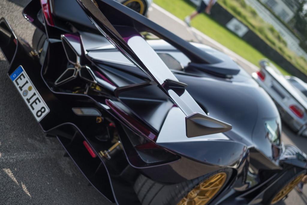 Apollo calls on Mercedes motorsport partner HWA to hone IE supercar