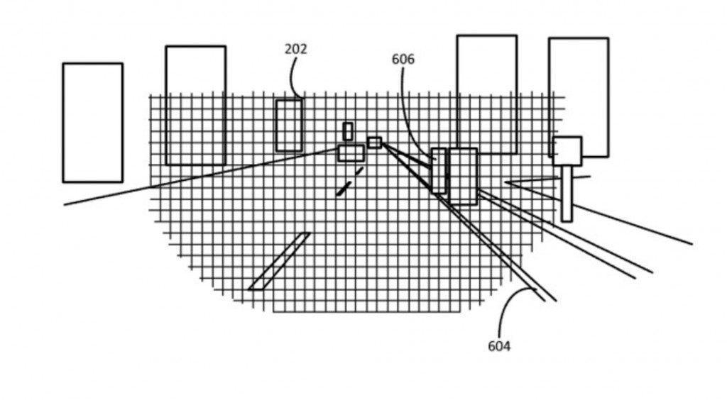 Apple headlight system patent to detect hazards