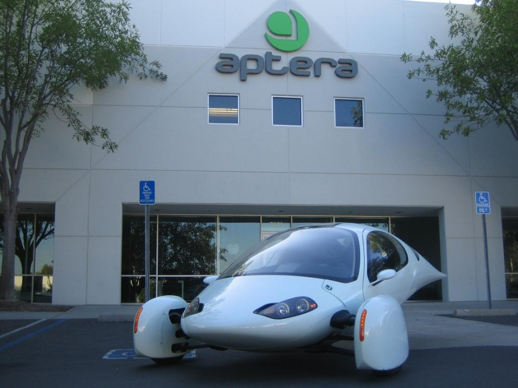 1,000-mile electric car unveiled: Aptera returns 10 years later