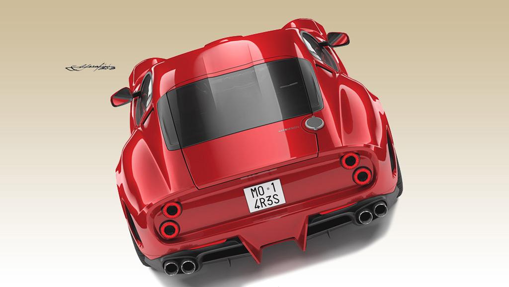 Ares designs stunning Ferrari 250 GTO for the modern era