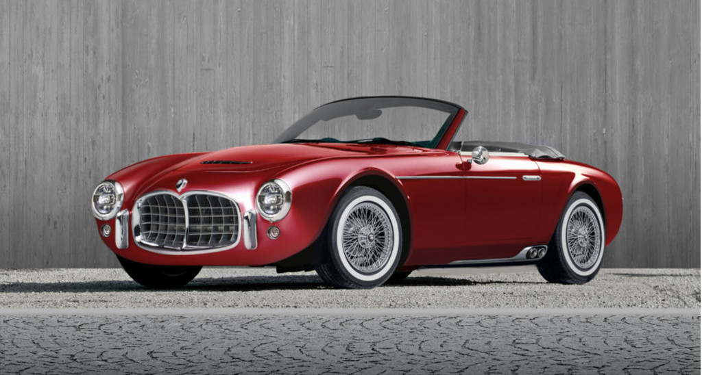 Next in Ares' Legends Reborn series is an homage to 1950s roadsters