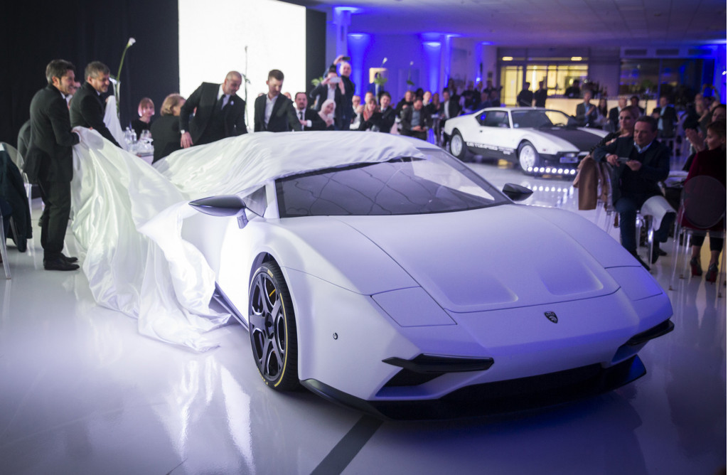 Ares Project Panther: Huracán-based, Pantera-inspired coachbuilt special revealed