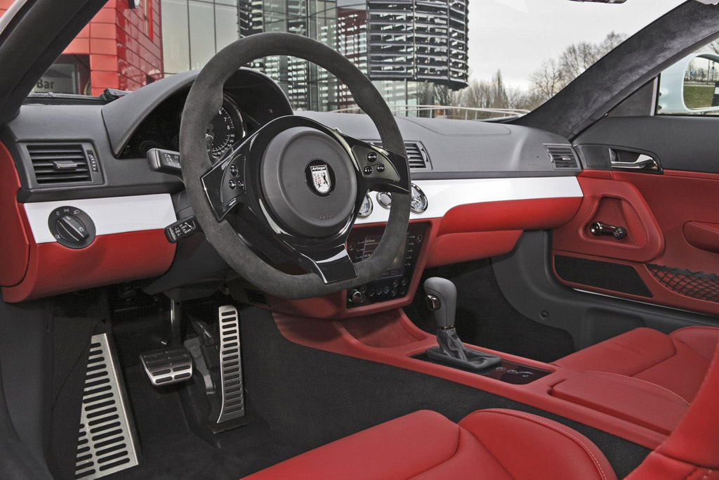 Artega SE electric sports coupe