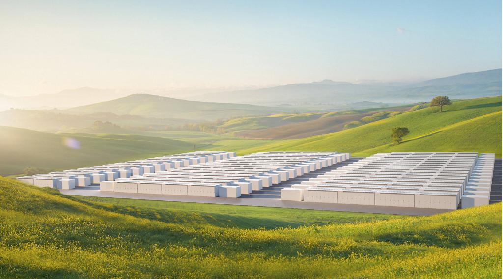 Tesla announces bigger Megapack for stationary storage