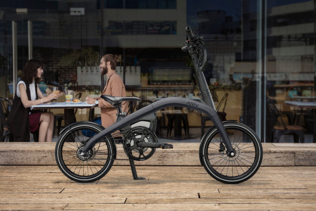 GM moves from cars to bicycles, introduces ARIV e-bike brand for Europe