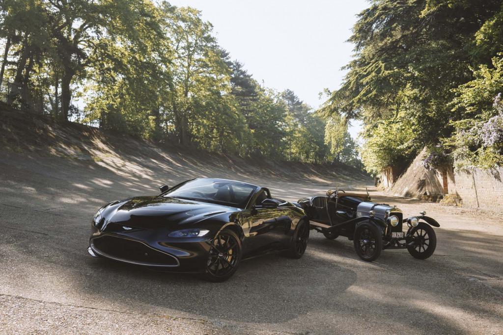 Aston Martin A3 Vantage Roadster