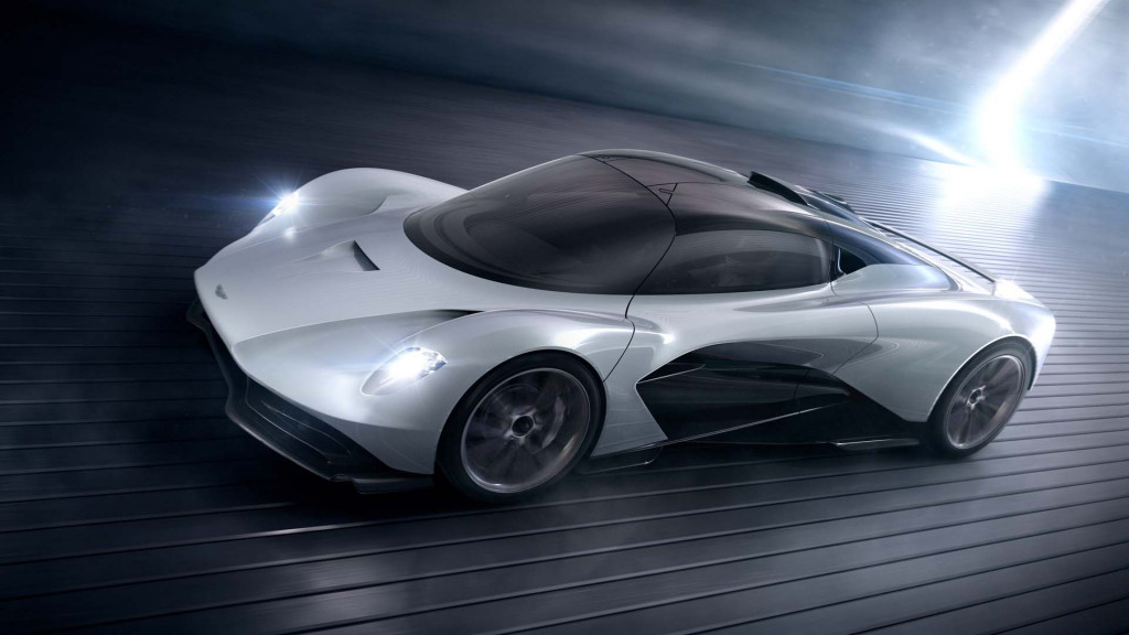 Aston Martin says demand for AM-RB 003 outstrips 500 planned for production