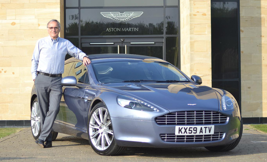 Aston Martin Ceo Ulrich Bez To Step Down Report