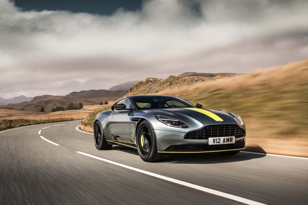 Aston Martin inaugurates AMR Performance Center