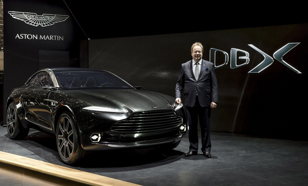 Aston Martin To Build Suv In Wales