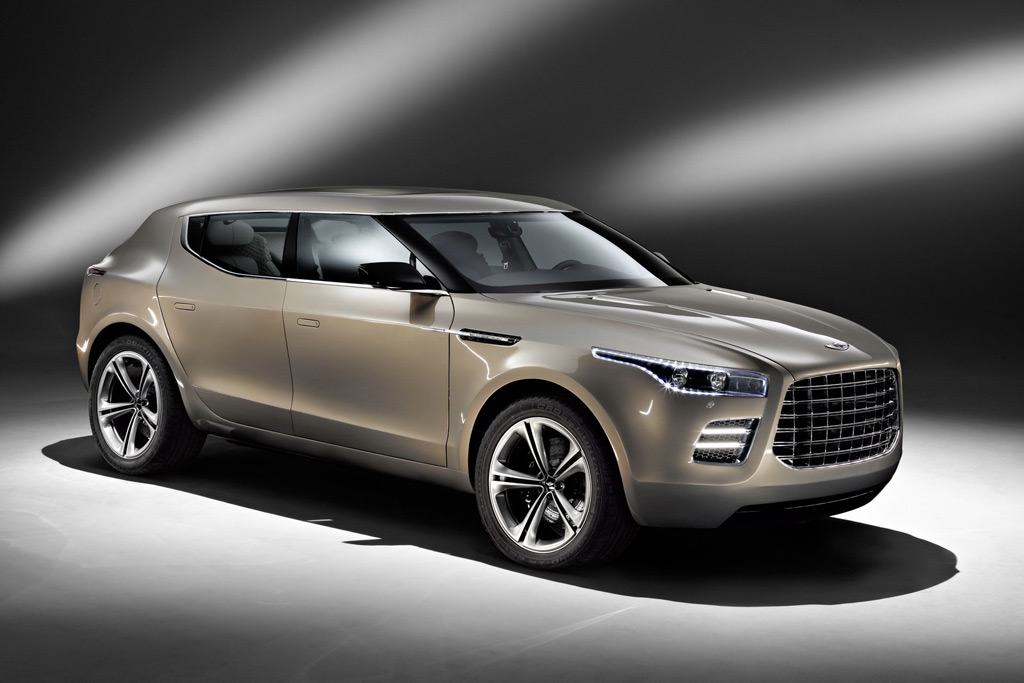 Today In WTF: Aston Martin Lagonda Concept Is Still Alive