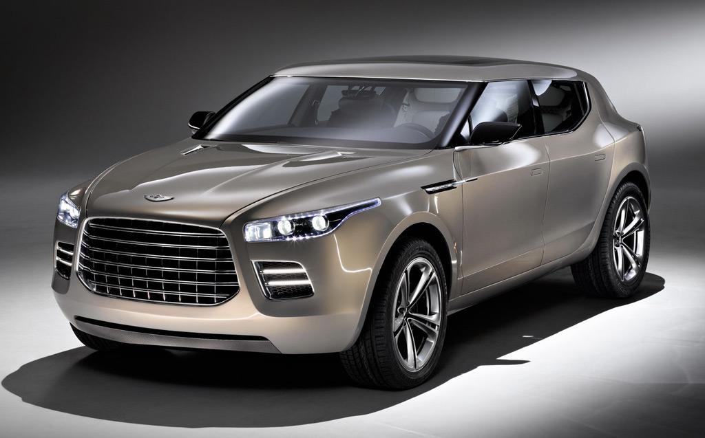 Aston Martin Seeks Funding For Suv Hybrid Tech Report