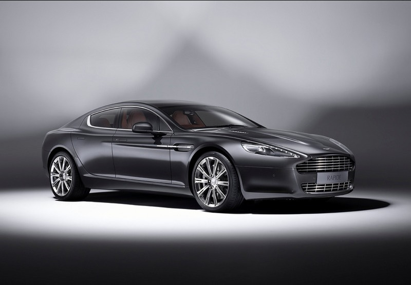 Aston Martin Releases More Bespoke Rapide Luxe