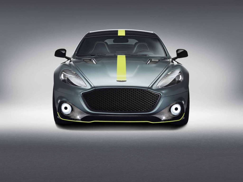 2019 Aston Martin Rapide AMR revealed