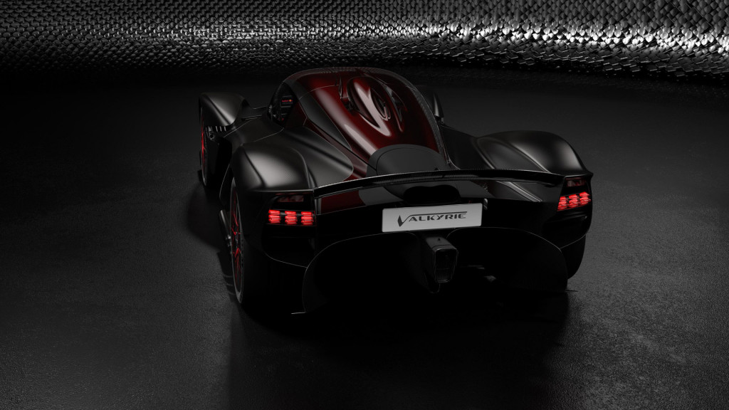 Aston Martin Valkyrie with Q by Aston Martin's Ultimate Designer Specification