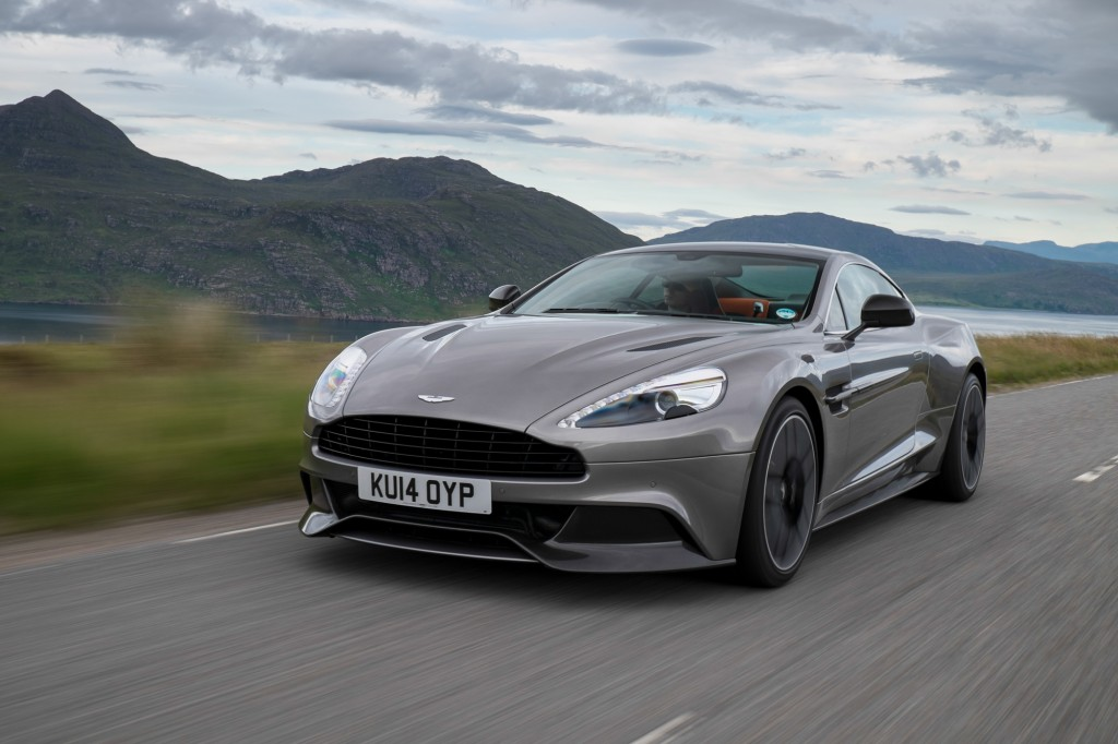 2015 aston martin rapide s & vanquish meld old with new