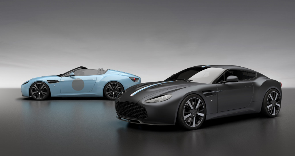 Aston Martin Vantage V12 Zagato resurrected for Zagato's 100th anniversary