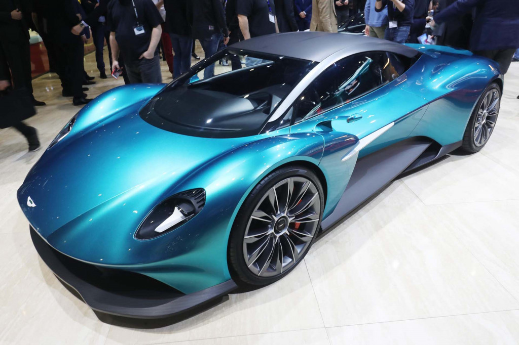 This Week's Top Photos: The 2019 Geneva auto show edition