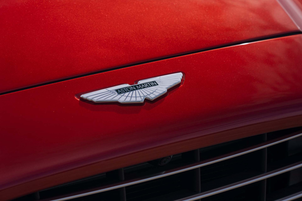 Aston Martin's newest creation can fly