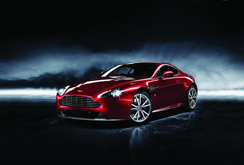 Aston Martin Reveals Dragon 88 Special Editions In Beijing