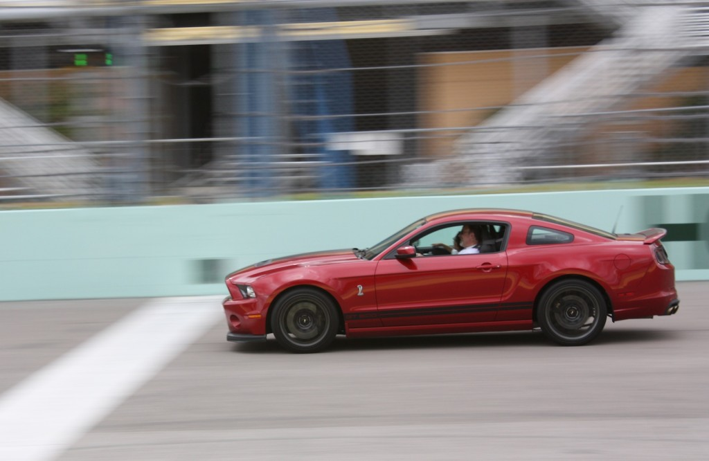 At Homestead Miami Speedway for Rides 'n Smiles, November 2012