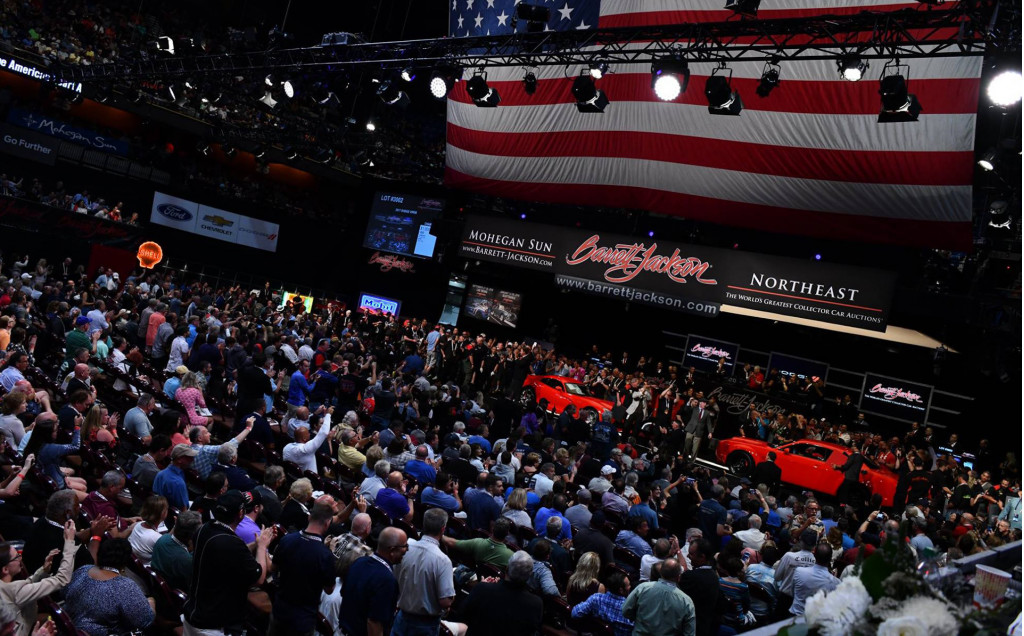 Final Dodge Viper and Challenger SRT Demon fetch $1M in charity auction