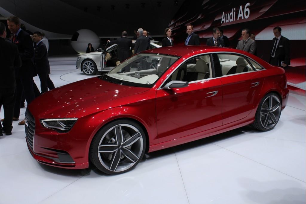 Audi A Sedan USBoundIf Its Built - Audi car types