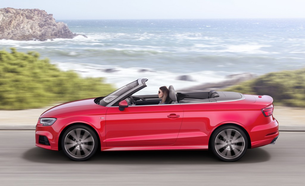 Image: 2017 Audi A3 Cabriolet (European spec), size: 1024 ...