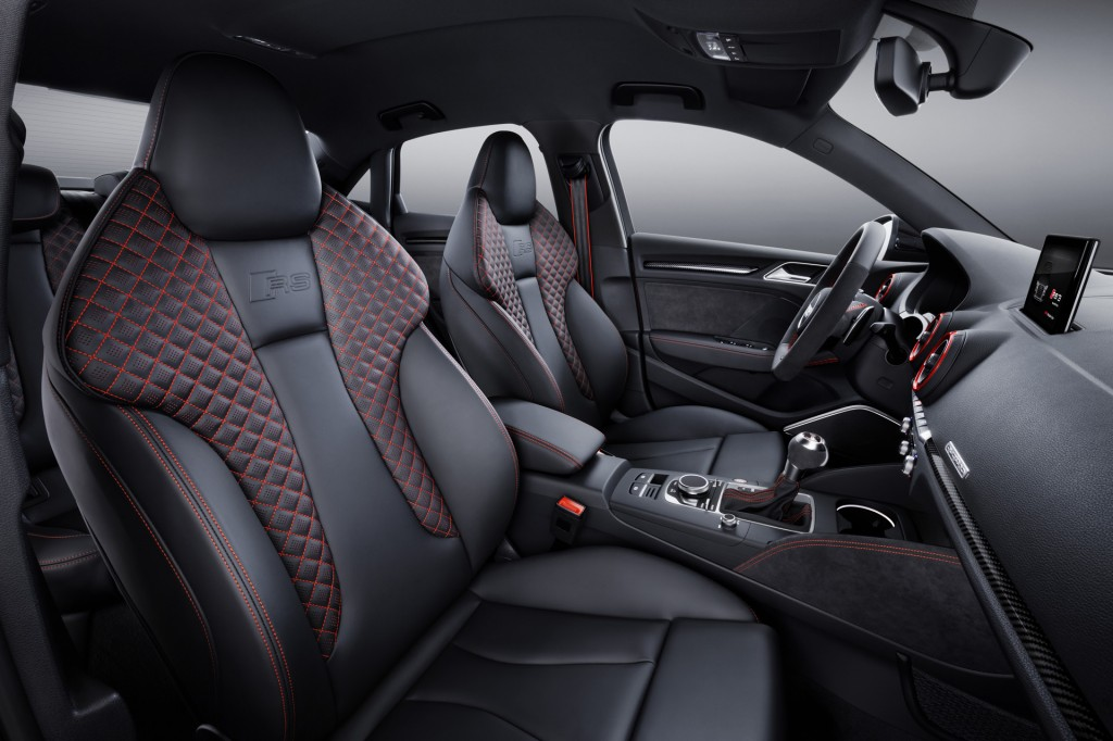 2018 Audi Rs 3 First Drive Review Less Money But No Less Fun