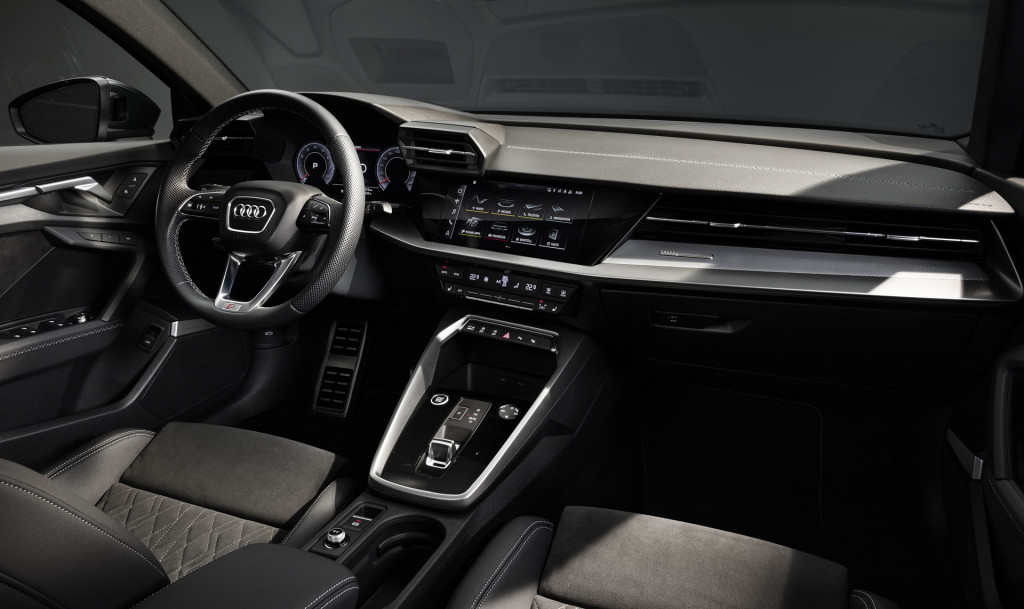 Nieuwe Audi A3