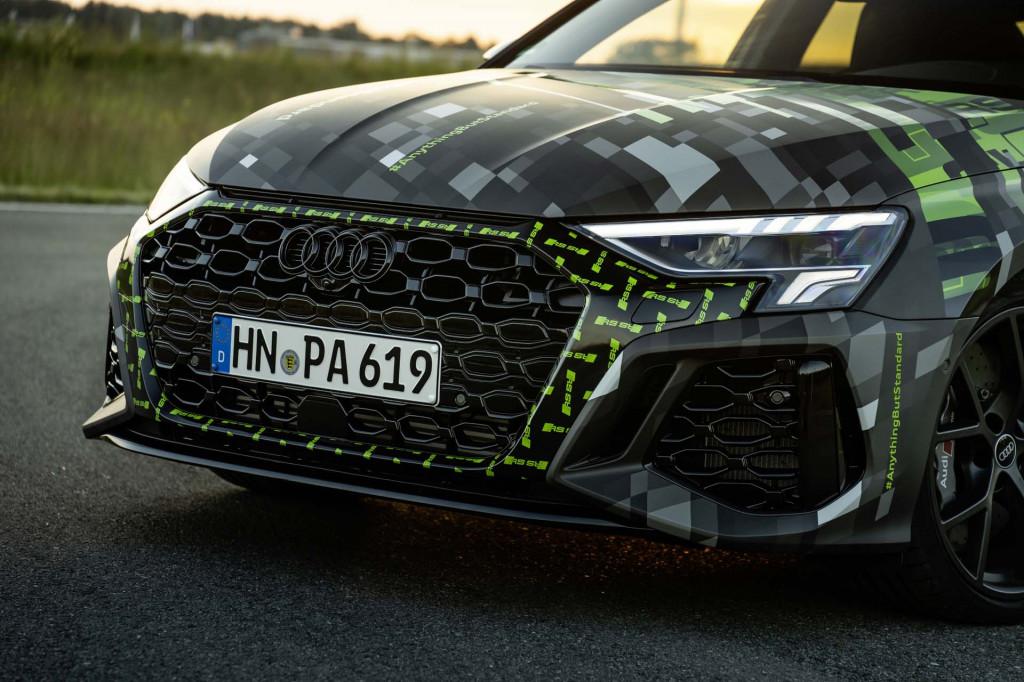 2022 Audi RS 3