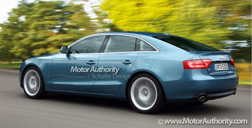 Image: audi a5 sportback rendering motorauthority 001, size: 1024 x 521, type: gif, posted on ...