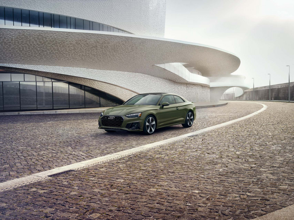 2020 Audi A5 refines its tech and look to match the A4